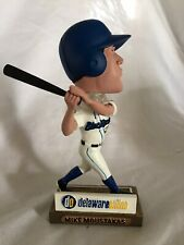 Rare Mike Moustakas Wilmington BlueRocks Bobblehead NIB Royals Brewers Reds
