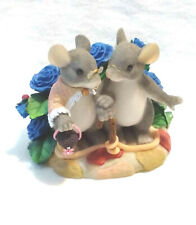 """Charming Tails """"My Love For You Will Never Grow Old"""" (Mouse) [Retired]"""