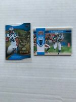 2009 2011 Panini Threads Pro Gridiron /299 DeAngelo Williams #7 UD Icons /75 #39