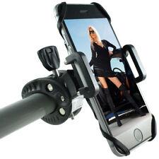 scozzi Fahrrad Halterung für Apple iPhone 8 X 7 6 6S SE 5 5S 5C 4 Lenker Halter