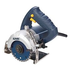 GMC Hand Held Wet Stone Cutter Saw Granite Ceramic Tile Marble Cutting Machine