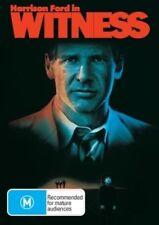 Witness (1985) Harrison Ford - NEW DVD - Region 4