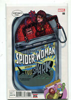 Spider Woman vs Tiger Shark #8 Marvel Comics 2015 1st Print NM