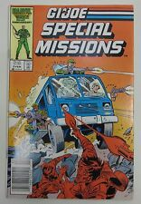 GI Joe Special Missions Vol. 1 No 3 Feb. 1987 Near Mint Condition Marvel Comics