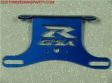 06-10 Suzuki Gsx-R 600 750 Gsxr Azul FENDER Eliminator