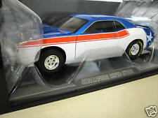 DODGE CHALLENGER CONCEPT SUPER STOCK bleu 1/18 HIGHWAY61 50721 voiture miniature