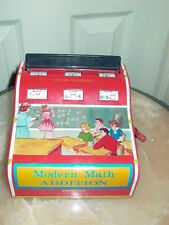Wolverine Modern Math Addition Educational Machine Vintage Toy