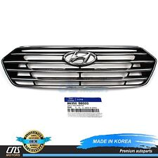 GENUINE Front Upper Grille for 13-15 Hyundai Santa Fe GLS Limited OEM 86350B8000
