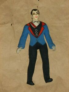 "DRACULA - Vintage Mego - MAD MONSTER - 8"" Action Figure - UNIVERSAL MONSTERS"