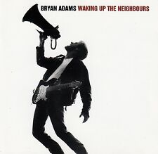 BRYAN ADAMS : WAKING UP THE NEIGHBOURS / CD (A&M RECORDS 776922)