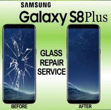 servicio reparacion cambio cristal pantalla samsung galaxy S8+ PLUS g955