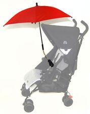 Poussettes, systèmes combinés et accessoires de promenade rouge Chicco pour bébé