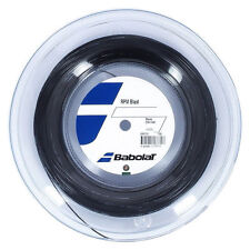 Babolat RPM Blast 18G 1.20mm (black) 660ft 200m Reel Tennis String