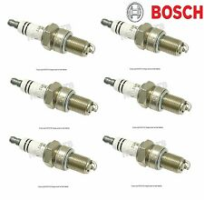 For Porsche 911 928 944 924 1984 1985-1991 Spark Plugs 6 pcs Bosch WR7DC+ 7900