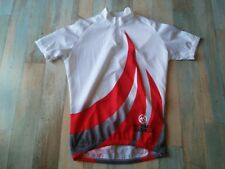 *MAILLOT CYCLISTE VELO RICHARD VIRENQUE TAILLE L/4 TBE