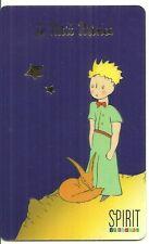 """RARE / CARTE CADEAU - SPIRIT """" LE PETIT PRINCE """" LITTERATURE SAINT EXUPERY /CARD"""