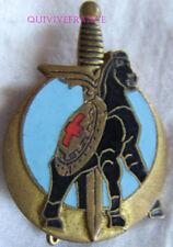 IN10610 - INSIGNE 23° Escadron d'Hélicoptères, glaive et écu doré,