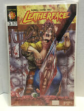 LEATHERFACE #3 October 1991 COMIC BOOK MATURE READERS