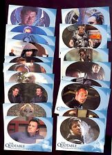 STARGATE ATLANTIS SEASON 2 QUOTABLE COMPLETE SET Q21-Q40  NM/MINT  COMIC KINGS