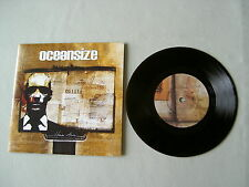 "OCEANSIZE Heaven Alive/The Dirty Sweet Smell Of The Summer 7"" vinyl single"