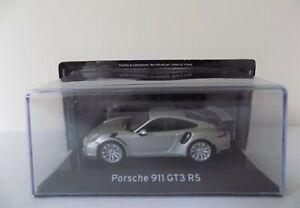 PORSCHE 911 GT3 RS MINT BOXED STILL SEALED 1:43
