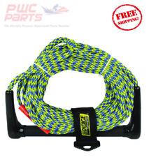 Seachoice Water Ski Rope 1 Section 75' Repl Airhead Ahsr-75 Green w Handle 86731