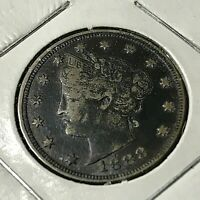 1888 LIBERTY NICKEL BETTER DATE  AND GRADE COIN