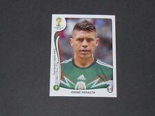 86 PERALTA CLUB SANTOS LAGUNA MEXICO PANINI FOOTBALL FIFA WORLD CUP 2014 BRASIL
