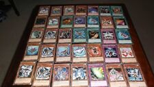 Yugioh Card Mixed lot  - Yu-Gi-Oh Joblot from 1996 - set 4