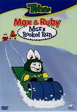 NEW DVD // TREEHOUSE // MAX AND & RUBY // MAX'S ROCKET RUN //  5 STORIES