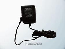 9VAC AC Adapter For M-Audio Audio Buddy Dual Mic Preamp AudioBuddy Power Supply