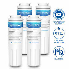 Fits Maytag UKF8001 EDR4RXD1 Whirlpool 4396395 Refrigerator Water Filter 4 4PACK