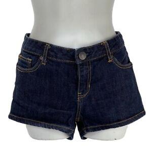 Aeropostale Juniors Size 9/10 Denim Stretch Shorts