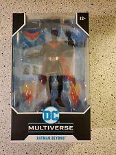 """McFarlane DC Multiverse Batman Beyond 7"""" Action Figure"""