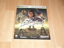 Guia oficial del juego Guide Lost Odyssey prima Español buen estado Microsoft
