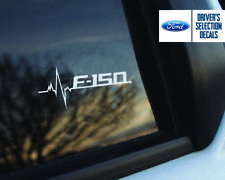 Ford F150 is in my Blood window sticker decals graphic