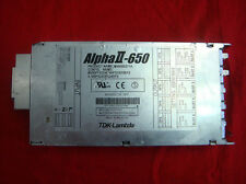 Used TDK-Lambda Alpha II-650