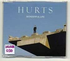 Hurts Maxi-CD Wonderful Life - 2-track incl. Arthur Baker Remix