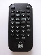 MATSUI PORTABLE DVD PLAYER REMOTE CONTROL for MPD719