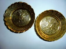 3 Brass Decorative Vintage Bowls Snack Bowl Home Decor India Art Christmas Gifts