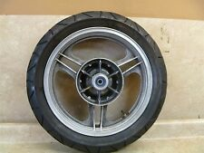 Kawasaki 750 GPZ ZX750 GPZ750 Used Rear Wheel Rim 1984 KB65 KW42