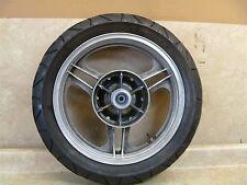 Kawasaki 750 GPZ ZX750 GPZ750 Used Rear Wheel Rim 1984 KB65 KW42