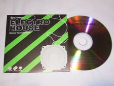 CD - Electro House Promo Sampler - 2006 Cardcover - K