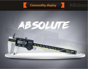 "Mitutoyo Japan 500-196-20/30 150mm/6"" Absolute Digital Digimatic Vernier Caliper"
