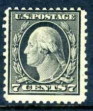 USA 1917 🔥 Washington 7¢ Unwmk Perf 12 Scott 507 Mint 🔥 F932