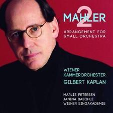 Gilbert Kaplan/Wiener Ko - Mahler: Symphony No. 2 (NEW 2 x CD)
