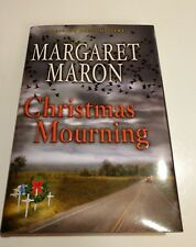 Christmas Mourning by Margaret Maron - Signed For Frances (see pic)