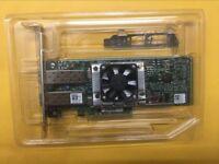 DELL BROADCOM BCM57810S 10GB DUAL PORT SFP+ ETHERNET ADAPTER 0N20KJ