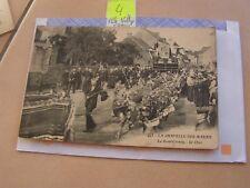 carte postale  vers 1900   la chapelle des marais    la st cornely
