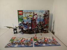 (TB) LEGO 7048 TROLL WARSHIP  MIT OVP & BA 100% KOMPLETT GEBRAUCHT